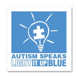 Light It Up Blue April 2nd!!!