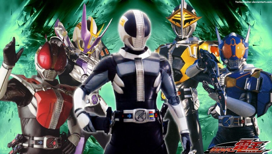 kamen rider den o episode 9 facedl