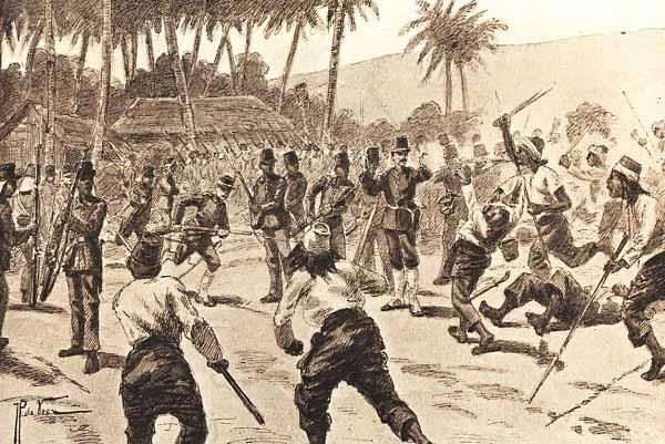Perang Aceh. Sumber Beeldbank NIMH