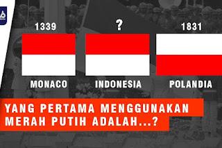 Sejarah Kemiripan Monaco,Indonesia dan Polandia