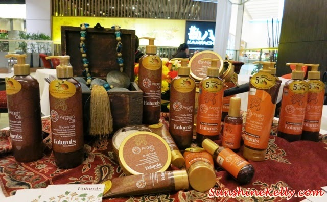 Argan Oil Body & Hair Care, argan oil
