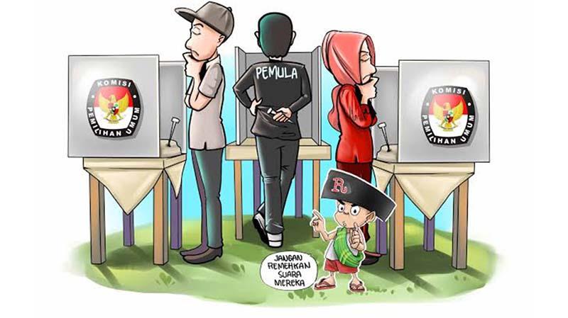 Partisipasi Pemilih Minim, KPU Pandeglang Gandeng Media
