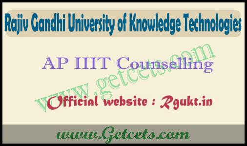 AP iiit counselling dates 2021, Rgukt CET certificate verification centers