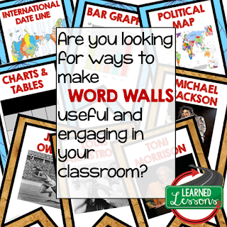 word walls, instructional coach resources, instruction specialist resources, professional development for teachers
