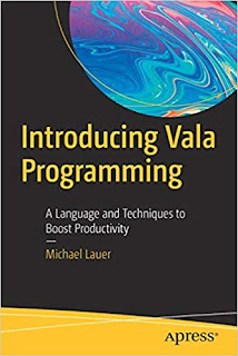 Introducing Vala Programming By Michael Lauer