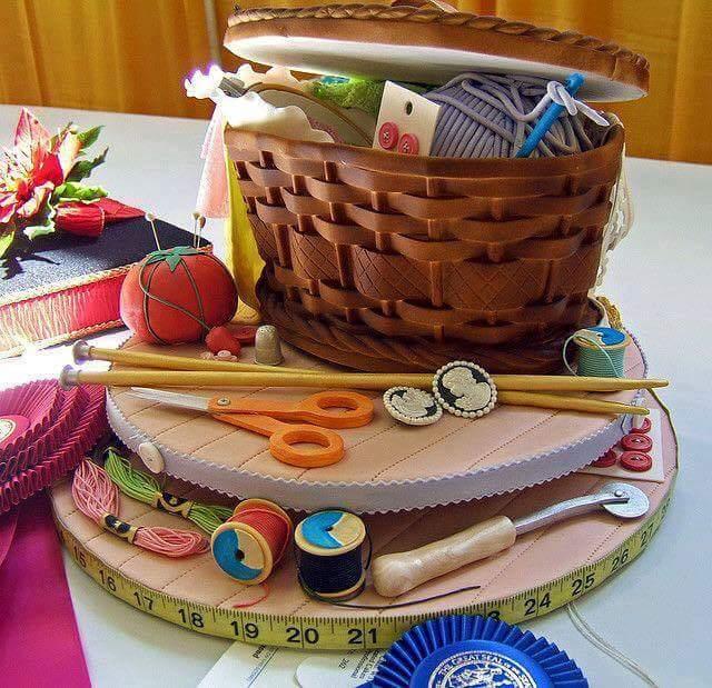Kek yang Sedap