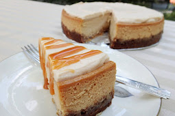 Cheese Cake Caramel Steamed