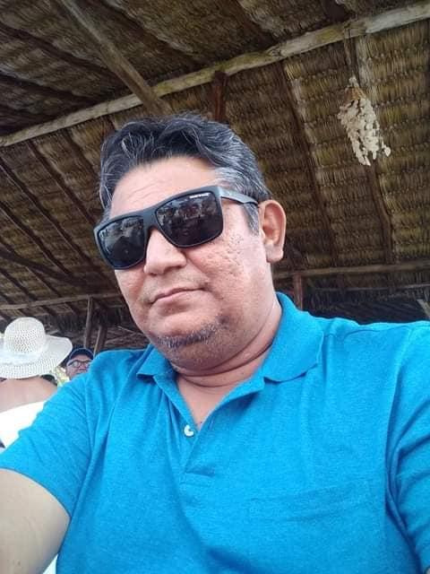 "Perda para Covid-19: Aos 52 anos morre Alípio Junior, esposo da professora elesbonense Socorro Macedo, a ""Situca""."