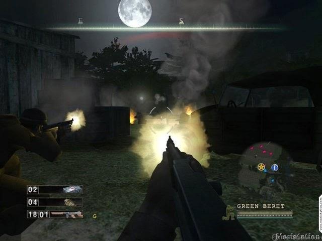 Saga Commandos PC Full Español 5 en 1