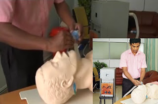 Artificial Breathing Aids Machine - Anuradhapura - Doctor dulan samaraweera
