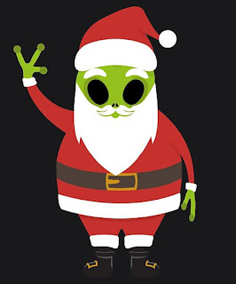 Do aliens celebrate Christmas?