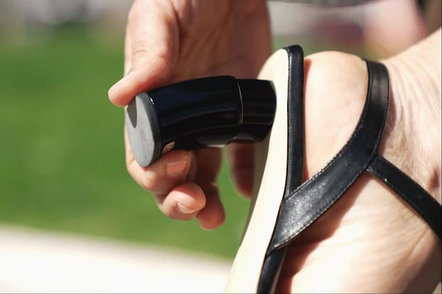 Shoeography: Trillytech Launches Kickstarter for Heels with Adjustable Heights