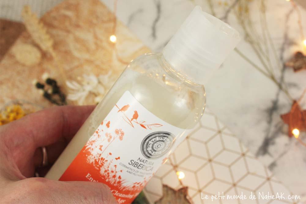 lotion bio natura siberica