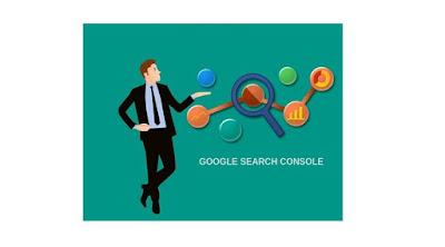 cara mendaftarkan blog ke google seach console