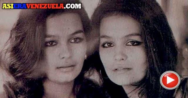 Sabías que existió una Miss Venezuela gemela que representó a su hermana?
