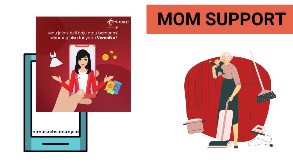 Aplikasi mom support