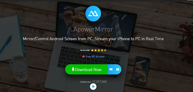 How to Mirror Android Screen with PC Using USB/ WiFi