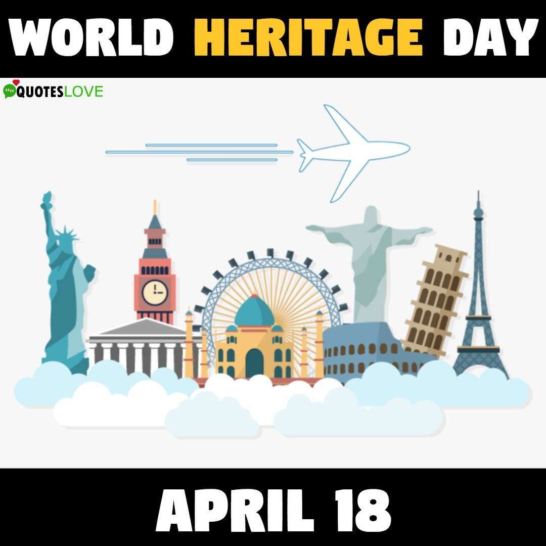 World Heritage Day Images, Poster, Drawing, Photos, Pictures, Wallpaper