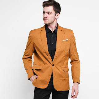 Grosir Jaket Exclusive Mustard Color New Design Jas Pria