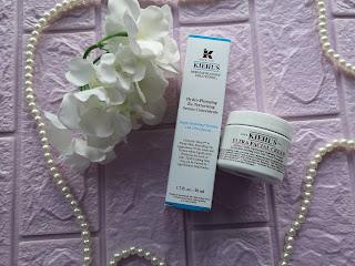 解決好多肌膚問題 - Kiehls 醫學保濕導入精華同特效保濕霜
