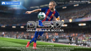 DLS 17 APK+OBB v4.10 Mod by Ismail Entung Android Terbaru