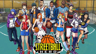 Streetball Hero MOD (unlimited MP) APK for Android