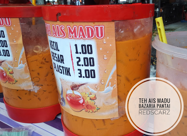 KAK IEKYN TEH AIS MADU | Original From Narathiwat Thailand