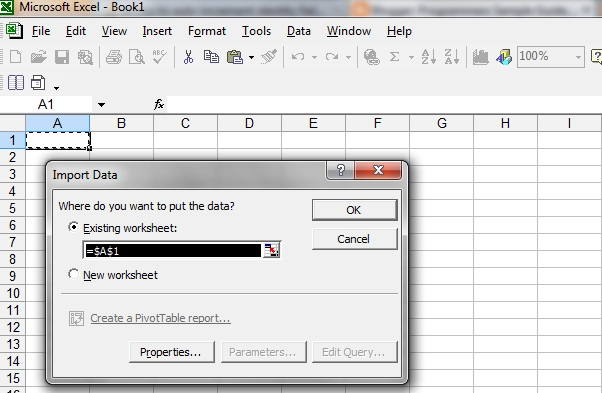 Excel Import CSV with Leading Zeros as Text data
