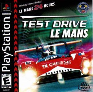 Download Test Drive Le Mans (2000) PS1 Download
