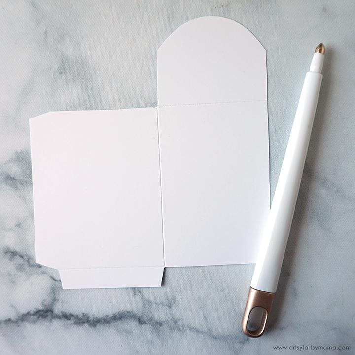 Stamped Gift Card Envelopes