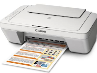 Canon PIXMA MG2500 For Windows, Linux, Mac