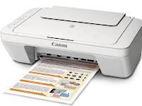 Canon PIXMA MG2500 Driver Download - Windows, Linux, Mac
