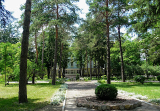 Великоанадольский лесной колледж им. Виктора Егоровича фон Граффа