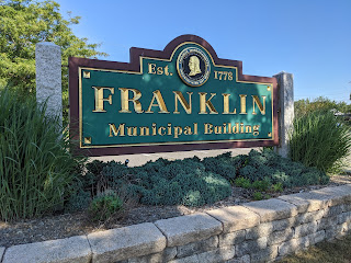 Franklin, MA: Board of Health - Agenda - Aug 5
