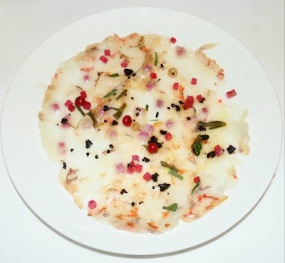 Fork Restaurant - Shrimp Carpaccio