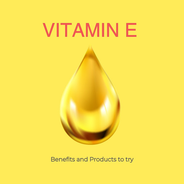 VITAMIN E: Ingredient of the week + Benefits and Recommended Skin Care Products morena filipina skin care blog
