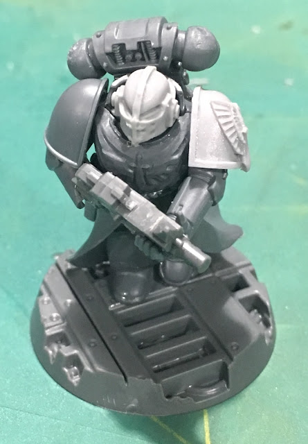 Heretic Astartes Kill Team WIP - The Fallen Brother 2