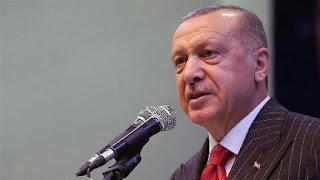أردوغان: سننشر منظومة صواريخ محلية على الحدود السورية