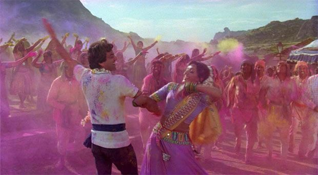 Bollywood Old Holi Songs, Holi ke Din song