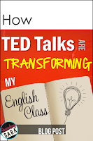 How TED Talks Are Transforming My English Class
