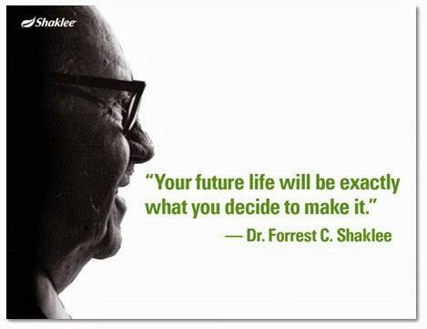 Harapan & Target Master Of Vivix Dalam Bisness Shaklee Untuk 6 Bulan Akan Datang Dari Sekarang