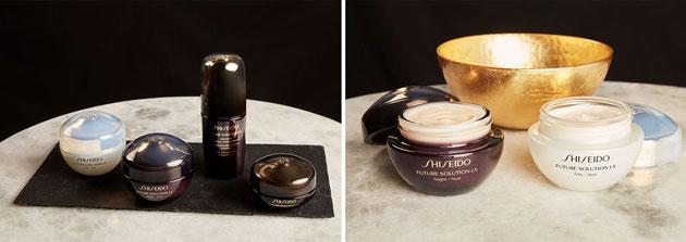 clicca qui per ritirare Shiseido Future Solution LX