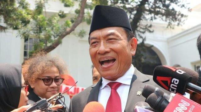 Moeldoko: Kemungkinan Jokowi Akan Tambah 6 Wakil Menteri Lagi