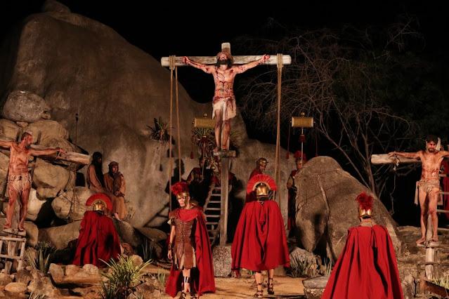Espetáculo da Paixão de Cristo de Nova Jerusalém é adiado para 2022