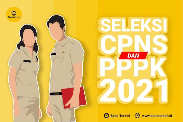 Ilustrasi Pengumuman Hasil Seleksi Administrasi Berkas CPNS dan PPPK 2021 Seluruh Kabupaten di Sulawesi Selatan (Sulsel)