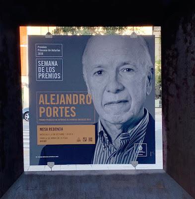 Oviedo. Premios Princesa de Asturias, Ciencias Sociales: Alejandro Portes