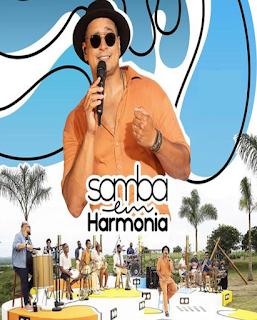 Partitura - Harmonia do Samba - Cartão postal -  Desliga e vem - Dez a um - Luz do desejo