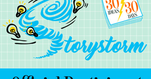 Storystorm Part 1: Are you participating?