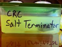 Salt Termator @ 24 Hours