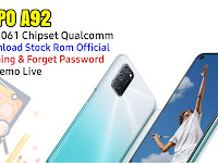 Stock Rom Official Oppo A92 Cph2061 Qualcomm | Flashing Lupa Password, Pola, Fix Demo Live